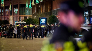 Επίθεση με μαχαίρι στη Χάγη: Ο δράστης δεν φαίνεται να είχε τρομοκρατικό κίνητρο