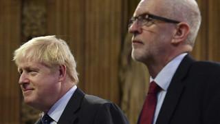 Εκλογές στη Βρετανία: Κλείνει η «ψαλίδα» μεταξύ Συντηρητικών - Εργατικών σε νέα δημοσκόπηση