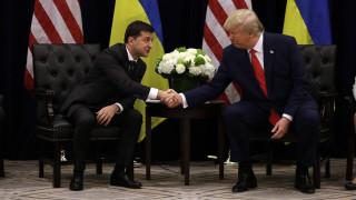 Ουκρανία: Ο Ζελένσκι αρνείται ξανά την ύπαρξη οποιασδήποτε συμφωνίας με τον Τραμπ