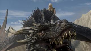 «Game of Thrones»: Έφαγε ο δράκος Ντρόγκον το άψυχο σώμα της Ντενέρις;