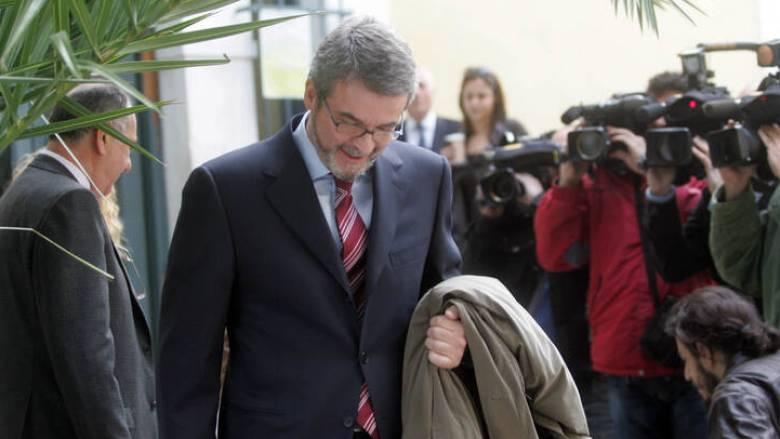 Δίκη Siemens: 15 χρόνια κάθειρξη σε Χριστοφοράκο, Καραβέλα και Μαυρίδη