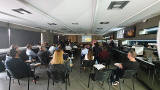 1o illy Workshop by illycaffe experts