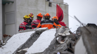 Σεισμός 4,3 Ρίχτερ στην Αλβανία