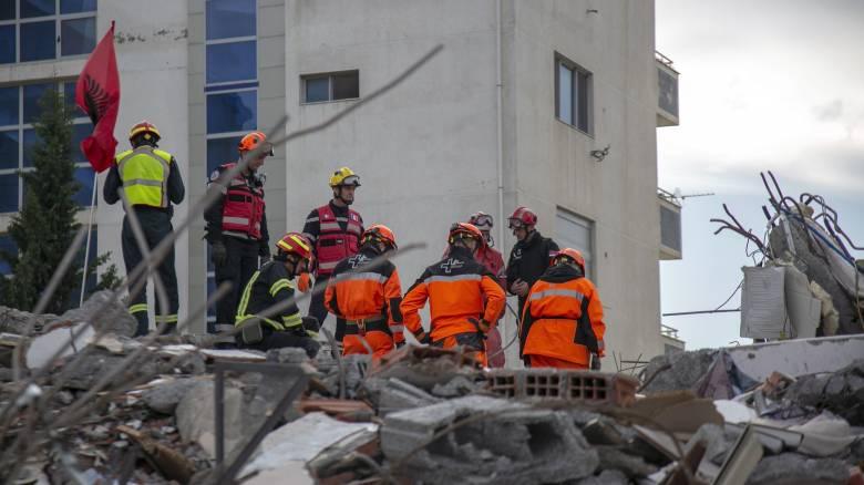 Σεισμός Αλβανία: Περισσότεροι από 1.300 μετασεισμοί - Η ΕΕ ηγείται της διεθνούς βοήθειας