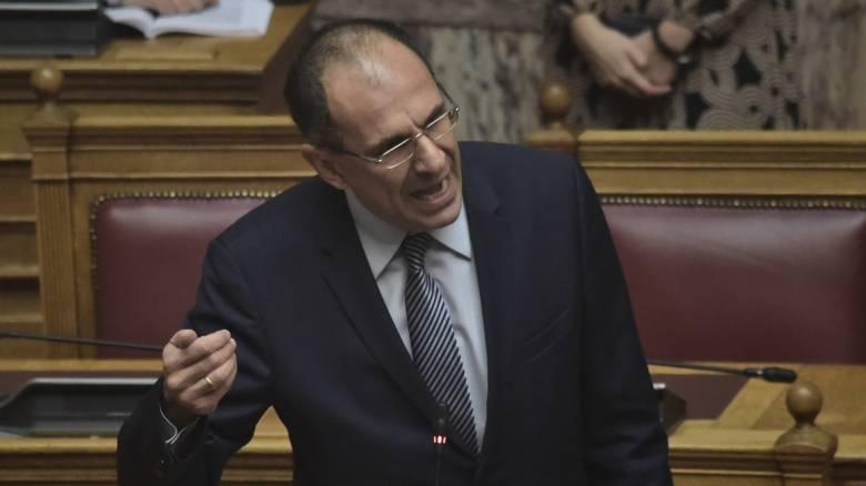 Γεραπετρίτης: Η Ελλάδα δεν πρόκειται να προχωρήσει σε ακραίες ενέργειες εν θερμώ