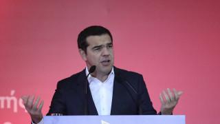 Τσίπρας: Αδιέξοδη η πολιτική κατευνασμού έναντι της Τουρκίας