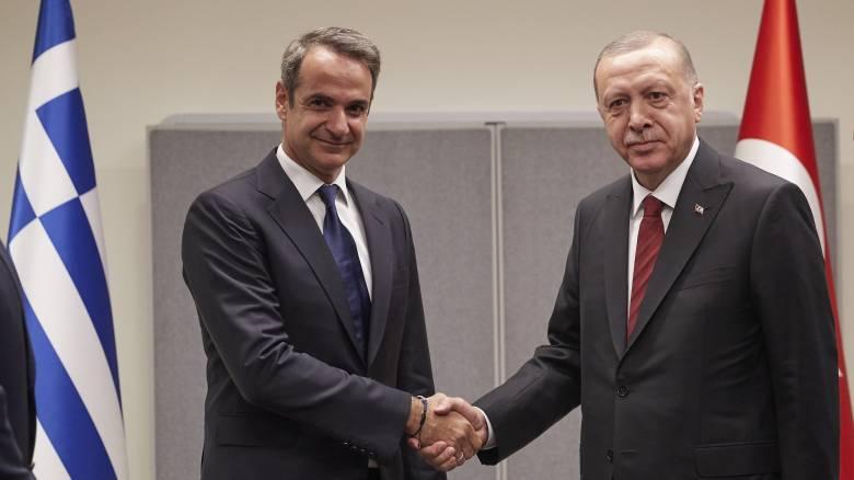 Σύνοδος Κορυφής ΝΑΤΟ: Δεν αποκλείεται συνάντηση Μητσοτάκη - Ερντογάν στο Λονδίνο