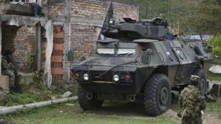 Κολομβία: Επτά μέλη ένοπλων οργανώσεων σκοτώθηκαν σε συγκρούσεις στα δυτικά της χώρας