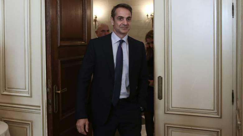 Σύνοδος ΝΑΤΟ: Στο Λονδίνο ο Μητσοτάκης - Ανοιχτό το ενδεχόμενο συνάντησης με τον Ερντογάν