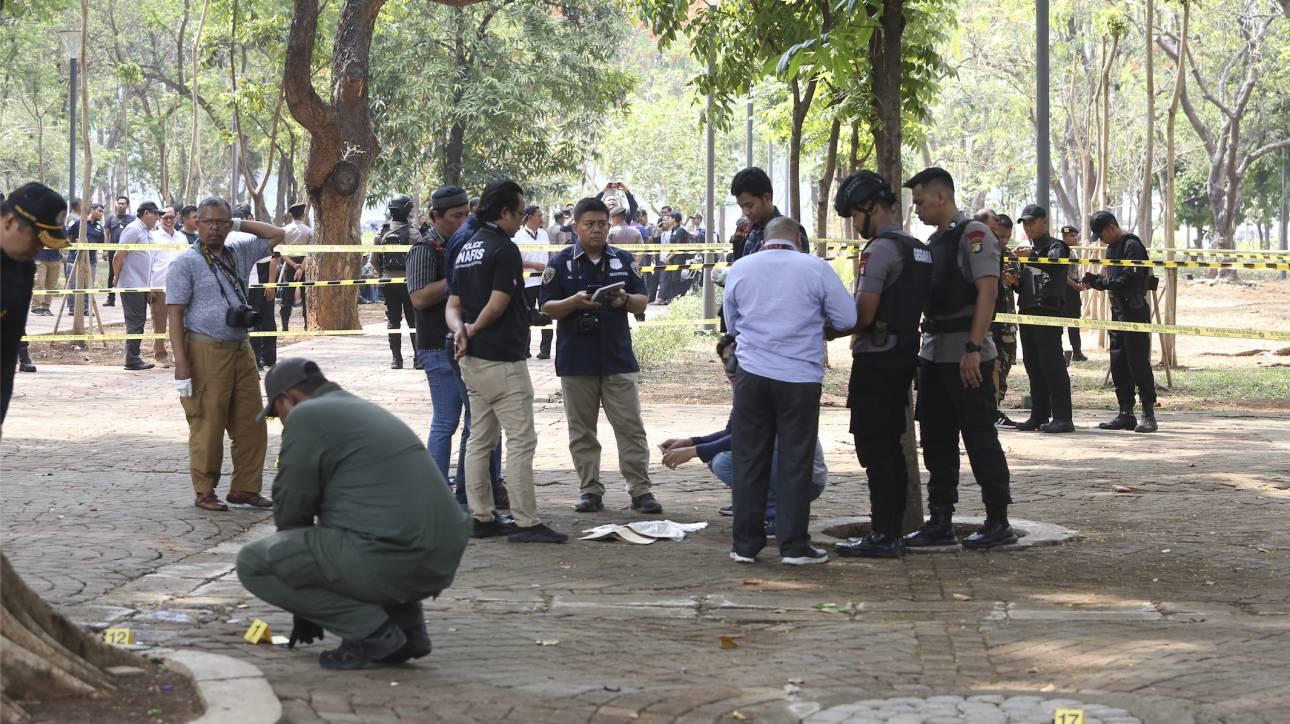Ινδονησία: Έκρηξη στο πάρκο του Εθνικού Μνημείου