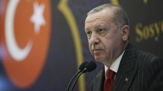Ερντογάν: Αναπόφευκτη η ανανέωση του ΝΑΤΟ