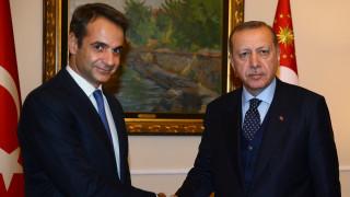 Σύνοδος ΝΑΤΟ: «Κλείδωσε» για το μεσημέρι της Τετάρτης η συνάντηση Μητσοτάκη - Ερντογάν