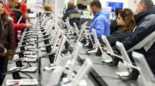 Σταθερές οι πωλήσεις ηλεκτρονικών – ηλεκτρικών ειδών το γ' τρίμηνο του 2019