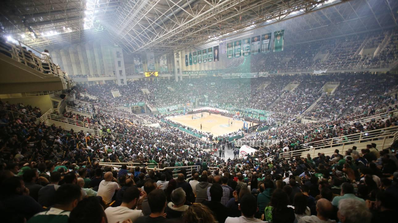 Παναθηναϊκός ΟΠΑΠ: Κάθε δυνατή προσπάθεια για να είναι γιορτή του μπάσκετ με Ολυμπιακό