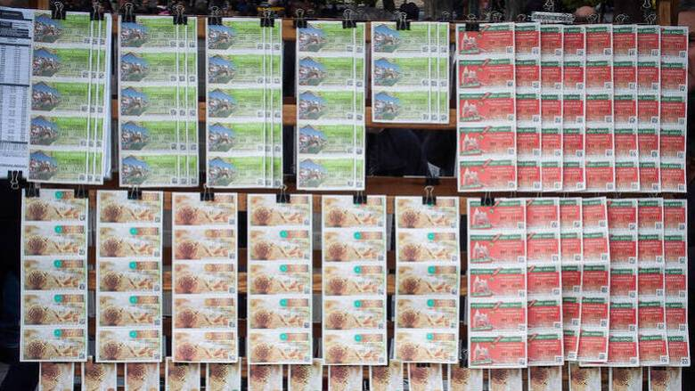 To Λαϊκό Λαχείο μοίρασε περισσότερα από 3,1 εκατ. ευρώ τον Νοέμβριο