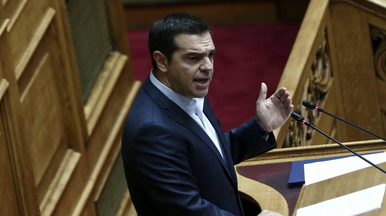 Τσίπρας: Το πρόβλημα δεν είναι ο Διαματάρης αλλά η fake αριστεία του Μητσοτάκη