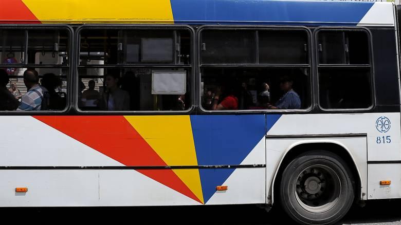 Θεσσαλονίκη: Το λεωφορείο «έμεινε» και οι επιβάτες αναγκάστηκαν να κάνουν ωτοστόπ