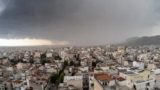 Καιρός: Βροχές και καταιγίδες την Τετάρτη - Πού θα χιονίσει