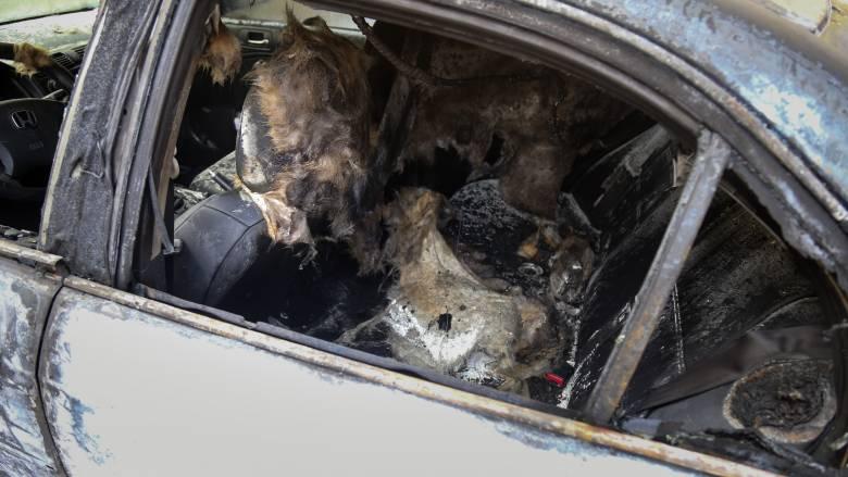 Εμπρησμός αυτοκινήτου σε υπαίθριο πάρκινγκ στον Ταύρο