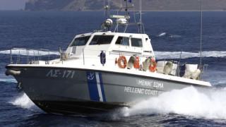 Ακυβέρνητο πλοίο ανοιχτά της Μυτιλήνης
