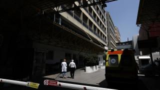 Μικρής έκτασης φωτιά στο νοσοκομείο Ευαγγελισμός