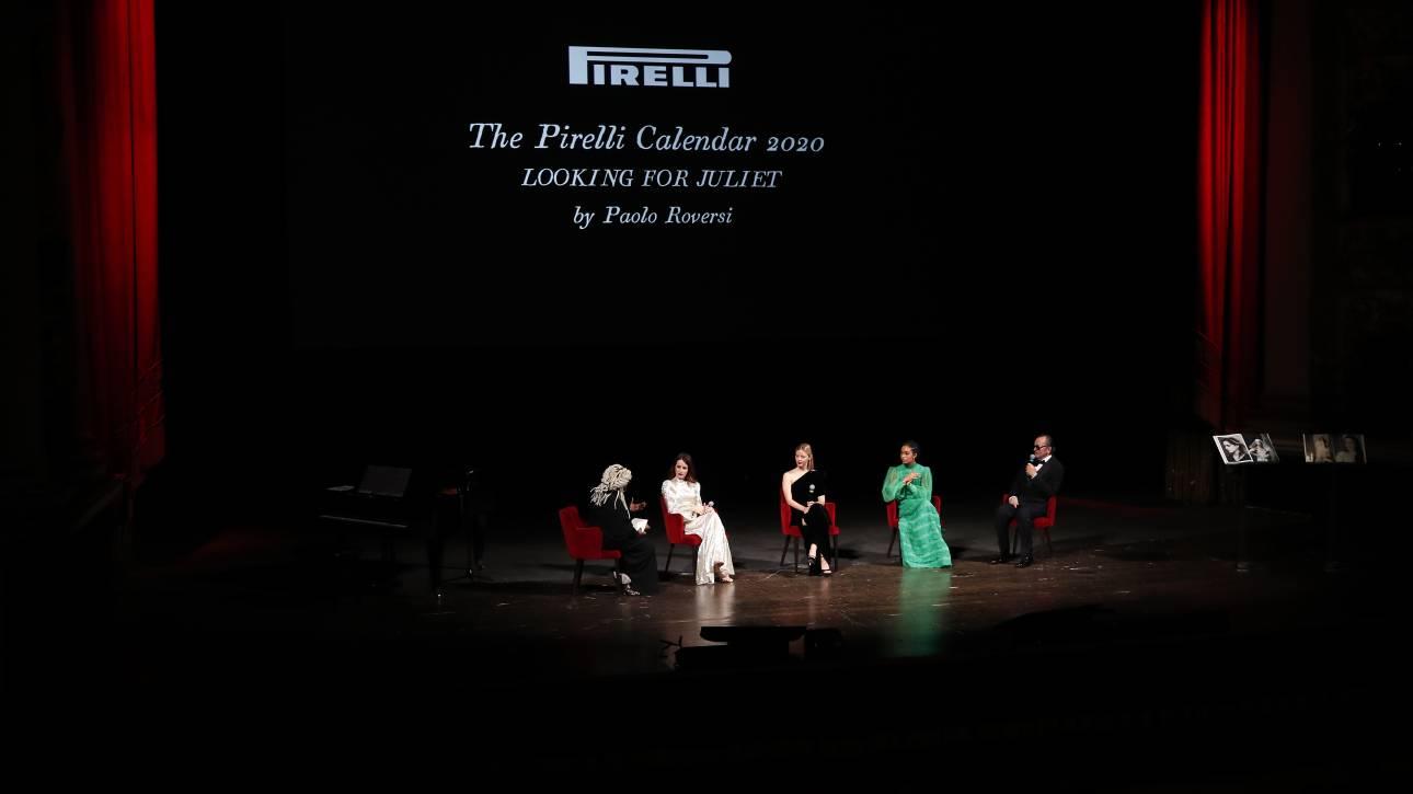 Ημερολόγιο Pirelli 2020: Οι 12 σύγχρονες Ιουλιέτες του Πάολο Ροβέρσι
