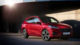 Αυτοκίνητο: Το νέο Ford Kuga απέσπασε 5 Αστέρια στις δοκιμές του Euro NCAP