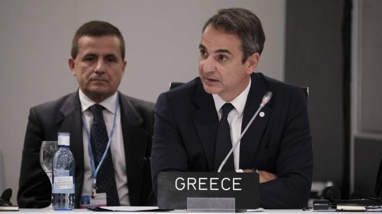 Μητσοτάκης: Η Τουρκία να δείξει σεβασμό στα κυριαρχικά δικαιώματα της Ελλάδας