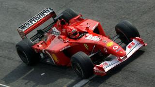 Αυτοκίνητο: Η Ferrari F2002 του Schumacher είναι το δεύτερο πιο ακριβό μονοθέσιο της Φόρμουλα 1