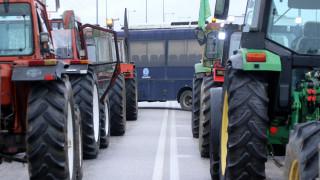 Αγροτικές κινητοποιήσεις: Στον κόμβο του Δέλτα οι αγρότες της Καρδίτσας