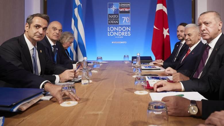 Συνάντηση Μητσοτάκη - Ερντογάν: Κατεγράφησαν οι διαφωνίες, συνεχίζονται οι συζητήσεις για τα ΜΟΕ