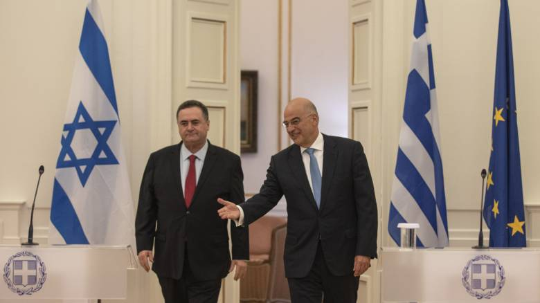 Ισραήλ: Στηρίζουμε πλήρως την Ελλάδα έναντι κάθε παραβίασης των δικαιωμάτων της