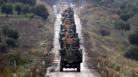 Συρία: Τουρκική οχηματοπομπή έγινε στόχος βομβιστικής επίθεσης στο Χαλέπι