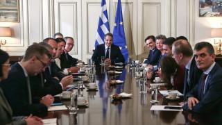 Μητσοτάκης για προσφυγικό: Δεν είναι ελληνοτουρκικό πρόβλημα - Επηρεάζει συνολικά την ΕΕ