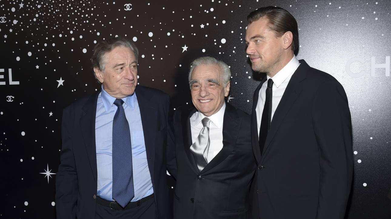 Ντι Κάπριο και Ντε Νίρο στη νέα ταινία του Μάρτιν Σκορσέζε - Τι πραγματεύεται