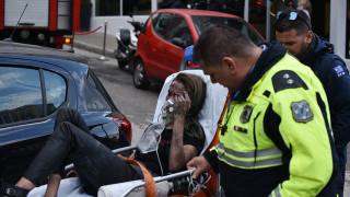Φωτιά σε ξενοδοχείο στη Συγγρού: Στο νοσοκομείο τρία άτομα με σοβαρά αναπνευστικά προβλήματα