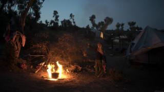 Τραγωδία στη Μυτιλήνη: Από έκρηξη φιάλης υγραερίου η φωτιά στο hotspot του Καρά Τεπέ - Μία νεκρή