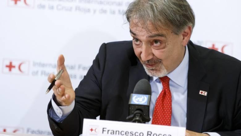 Άρση του καθεστώτος αναστολής για τον Ελληνικό Ερυθρό Σταυρό αποφάσισε η Γενεύη