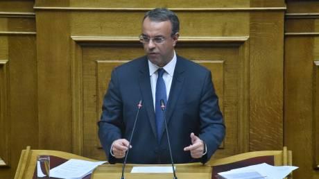 Σταϊκούρας: Κοινωνικό μέρισμα 700 ευρώ σε 250.000 οικογένειες