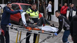 Φωτιά σε ξενοδοχείο στη Συγγρού: Στη ΜΕΘ μια από τις τραυματίες