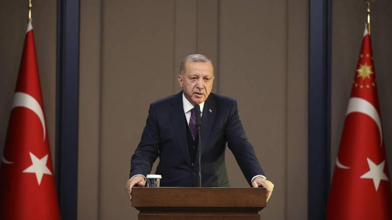 «Πράσινο φως» από την τουρκική Εθνοσυνέλευση για τη συμφωνία με τη Λιβύη