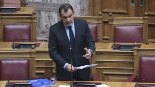 Παναγιωτόπουλος για συνάντηση Μητσοτάκη - Ερντογάν: Συμφωνήσαμε μέσα σε καλό κλίμα ότι διαφωνούμε