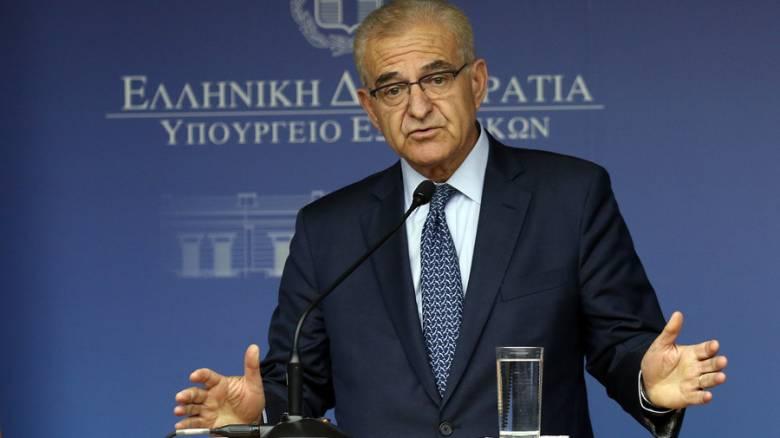Το παρασκήνιο της παραίτησης Διαματάρη: Γιατί ο Μητσοτάκης αποφάσισε την απομάκρυνσή του