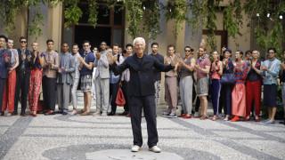 Τζόρτζιο Αρμάνι: Ποιος θα τον διαδεχθεί; «Είναι το πρώτο πράγμα που σκέφτομαι κάθε πρωί», ομολογεί