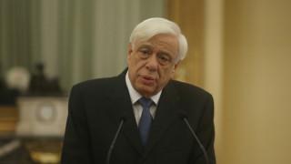 Παυλόπουλος: Παντελώς ανυπόστατο θεσμικώς το μνημόνιο Τουρκίας - Λιβύης