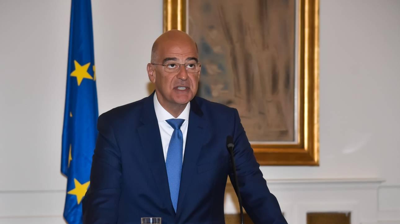 Δένδιας: Ο Λίβυος πρέσβης έχει 72 ώρες για να εγκαταλείψει τη χώρα