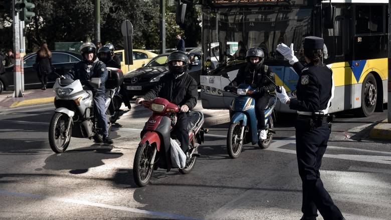 Επέτειος Γρηγορόπουλου: Κυκλοφοριακό κομφούζιο στην Αθήνα - Ποιοι δρόμοι θα κλείσουν [χάρτης]