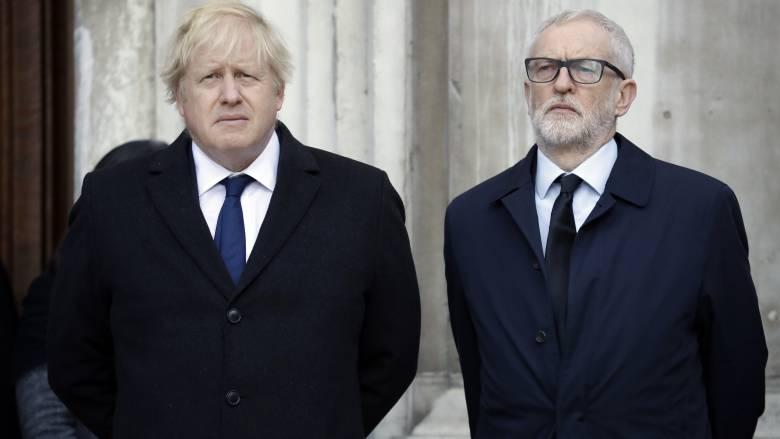 Βρετανία: Επίθεση Κόρμπιν σε Τζόνσον για το Brexit ενόψει του τελευταίου ντιμπέιτ