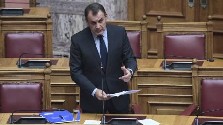 Παναγιωτόπουλος: Θα χάσω τον ύπνο μου αν δεν αναβαθμίσουμε τα F-16