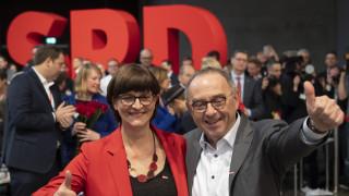Συνέδριο SPD: Οι Σοσιαλδημοκράτες και η δύσκολη «εξίσωση» που επηρεάζει την κυβέρνηση Μέρκελ